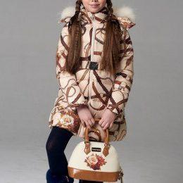 Пальто зимнее д/д Noble People