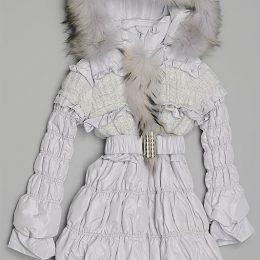 Пальто зимнее д/д De Sallito