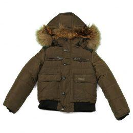 Куртка зимняя д/м De Sallito