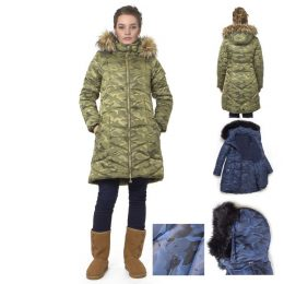 Пальто зимнее д/д SABOTAGE