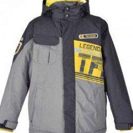 Куртка зимняя д/м Taffalar