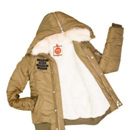 Куртка-парка д/д Orby