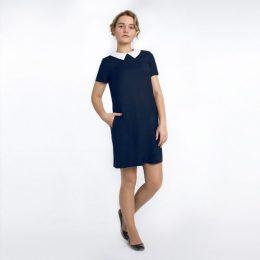 Школьное платье д/д SABOTAGE