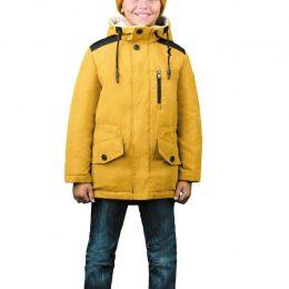Куртка-парка д/м BOOM