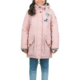 Куртка-парка д/д BOOM