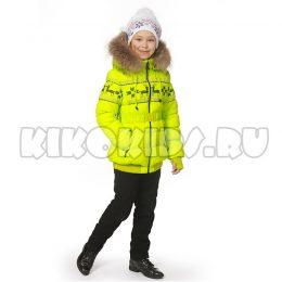 Куртка зимняя д/д Kiko