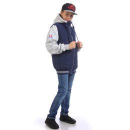 Куртка-бомбер д/м Kiko