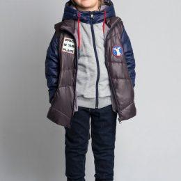 Куртка с жилетом д/м BOOM