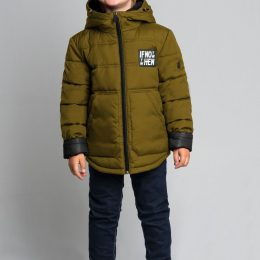 Куртка демисезонная д/м BOOM