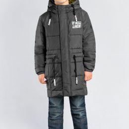 Пальто демисезонное д/м BOOM