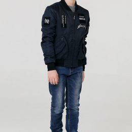 Куртка-бомбер д/м Jan Steen