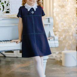 Школьное платье д/д Duwali
